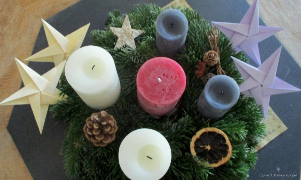 Advent feiern und begehen in der ursprünglichen Form weiblicher Spiritualität