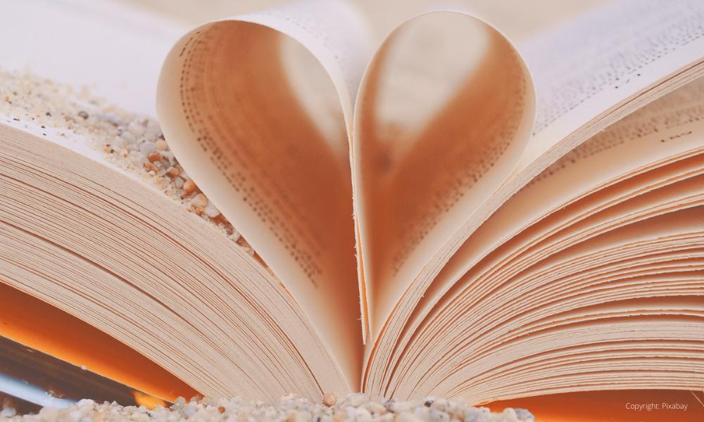 Festival der Sinne: Bücher, die Hoffnung schenken