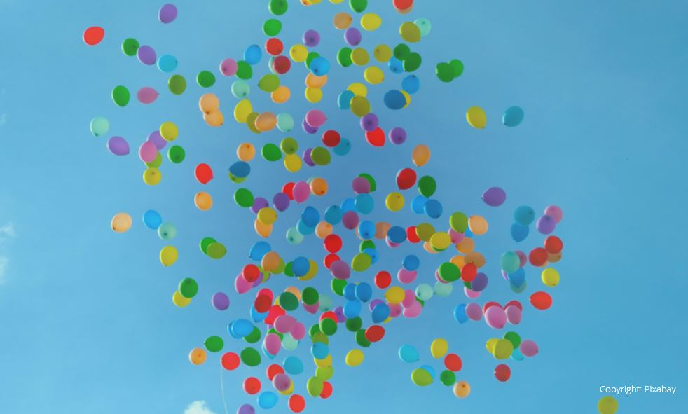 KW20 Ballons